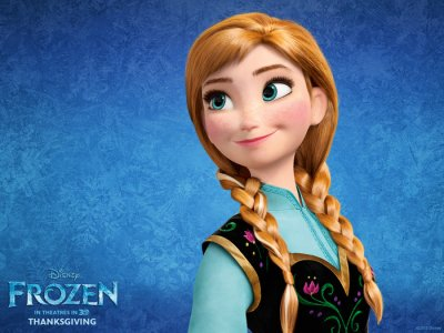 Kristen Bell talks about her endearingly awkward princess in 'Frozen'