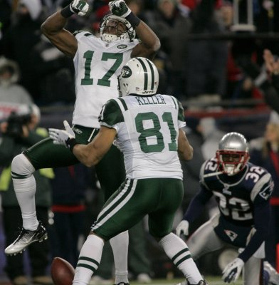 NFL: New York Jets 28, New England 21