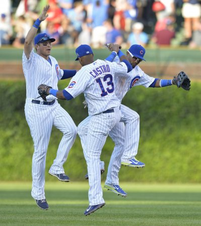Cubs clobber the Rockies