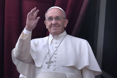 Pope Francis supports equal pay for equal work
