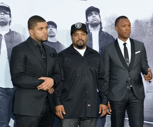'Straight Outta Compton' is the No. 1 movie in North America for a second weekend