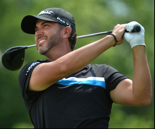 Scott Piercy ties Jason Day for Bridgestone lead