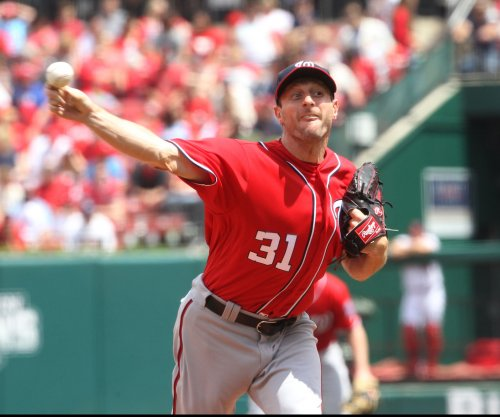 Washington Nationals' Max Scherzer replaces Stephen Strasburg for All-Star Game