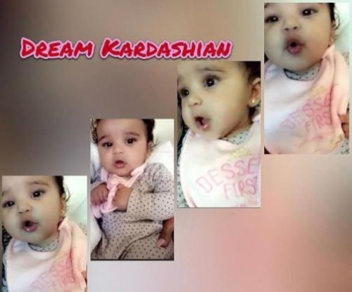 Rob Kardashian says he 'can't wait' for Dream's first word