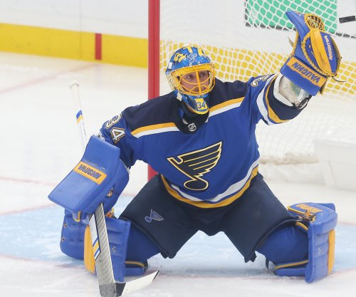 St. Louis Blues extend unbeaten streak with win over Los Angeles Kings