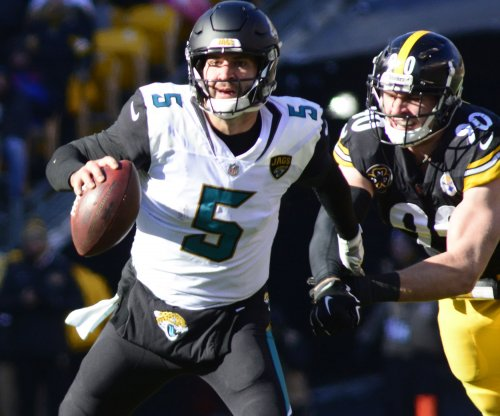 Jacksonville Jaguars QB Blake Bortles silences his critics
