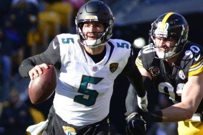 Jacksonville Jaguars QB Blake Bortles silences his critics