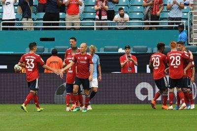 Bayern Munich wins friendly 20-2 against amateur club