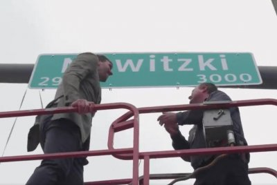 City of Dallas renames street in honor of Mavericks great Dirk Nowitzki