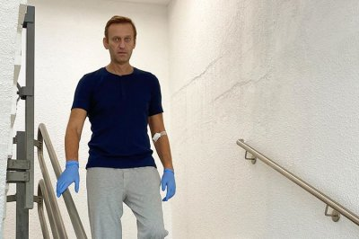 Alexei Navalny pledges to return to Russia after poisoning