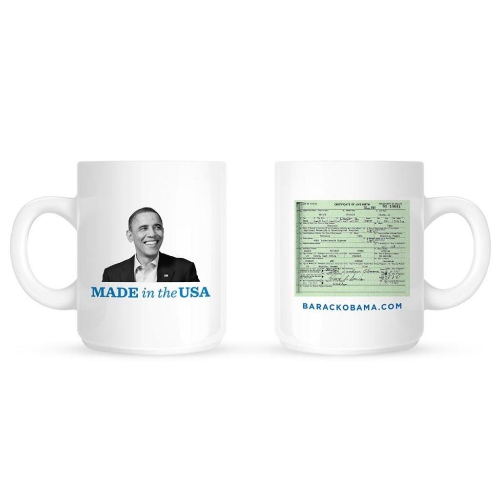 romney cracked a birth certificate joke video com
