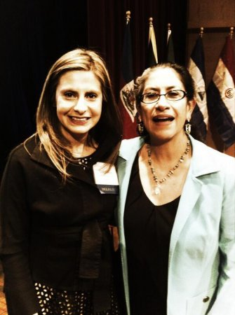 First woman and Mexican-American nominated as U.S. envoy to Mexico