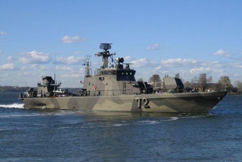 Finland eyes building new combat vessels