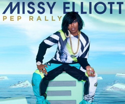 Missy Elliott releases new single 'Pep Rally'