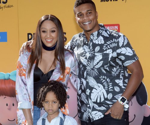 Tia Mowry fights social media critic who calls her 'fat' by tagging woman's employer