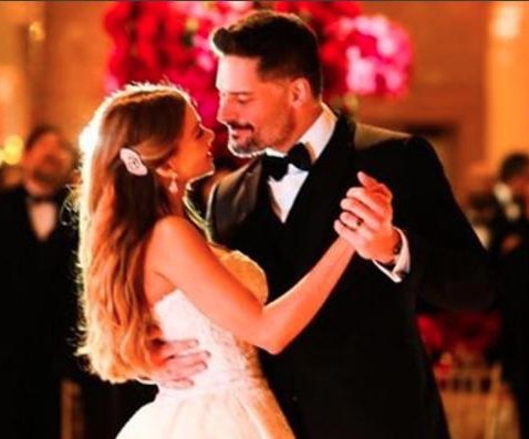 Sofia Vergara, Joe Manganiello celebrate first wedding anniversary