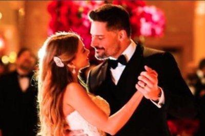Sofia Vergara, Joe Manganiello celebrate first wedding anniversary