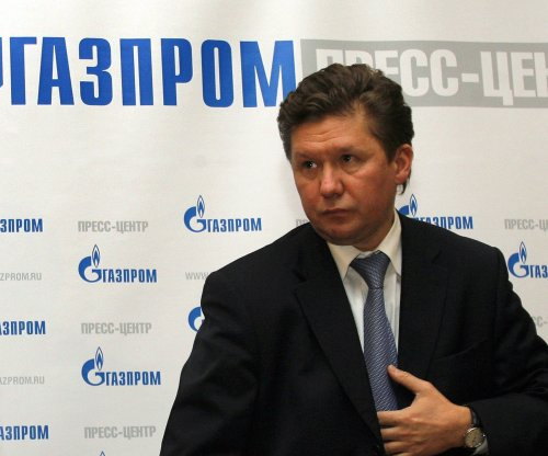 Gazprom touts progress of Chinese gas pipeline