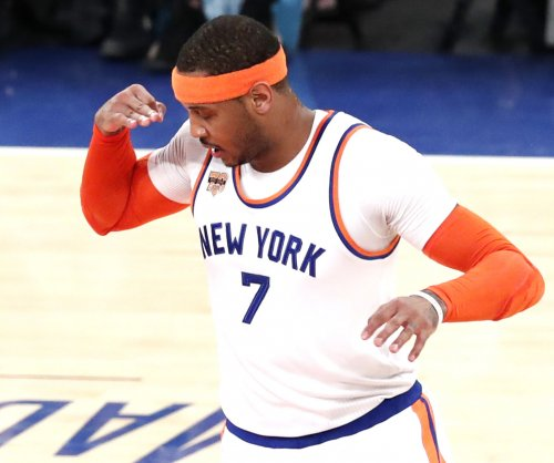 Carmelo Anthony: New York Knicks trade F to Oklahoma City Thunder