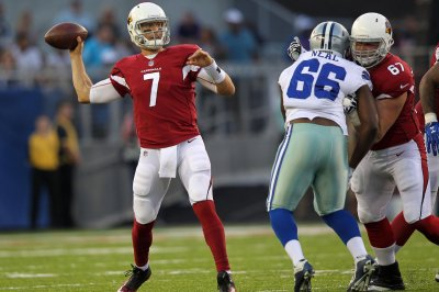 Bruce Arians pleased with Arizona Cardinals QB Blaine Gabbert's play