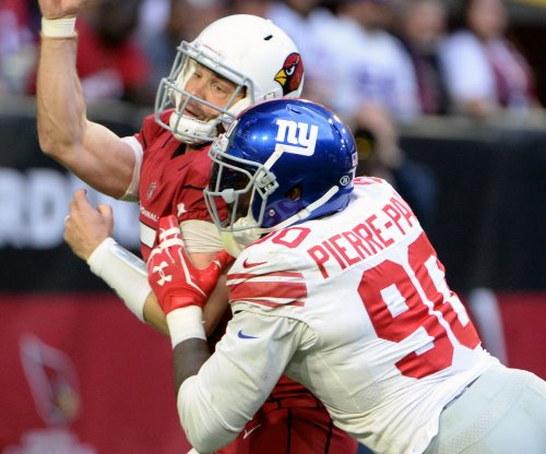 Jason Pierre-Paul: Giants trade veteran DE to Buccaneers