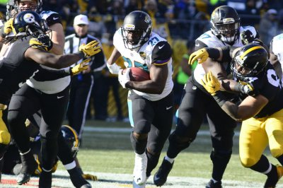 Jaguars out to avenge last season's sweep by Titans