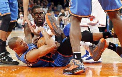 NBA: Oklahoma City 103, Phoenix 96