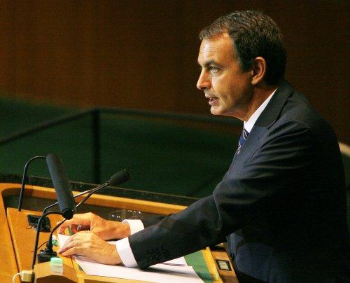 Obama, Zapatero talk economy, Afghanistan