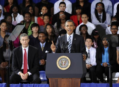Obama: America needs student ideas now
