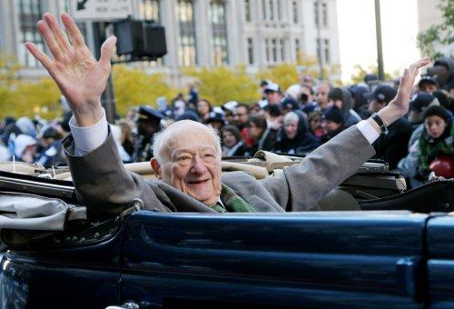 New York's 'Hizzoner' Edward I. Koch dies