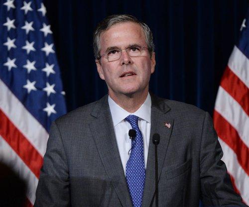 Black Lives Matter protesters disrupt Jeb Bush campaign stop