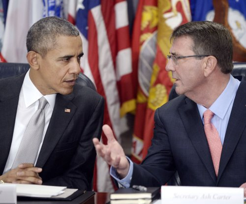 Ash Carter details Pentagon's $582.7 billion budget request