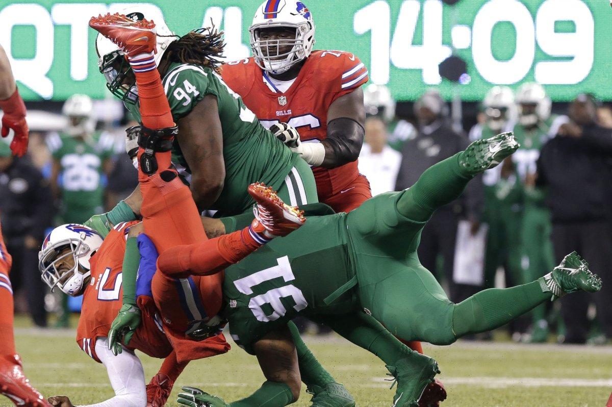 New York Jets move DL Sheldon Richardson to suspended list UPI