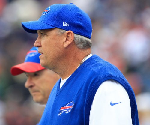 Buffalo Bills' Rex Ryan sees positives heading into bye week