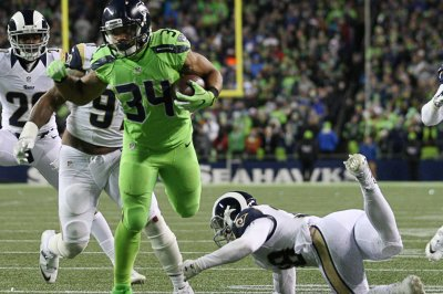 Seattle Seahawks RB Thomas Rawls expected to play