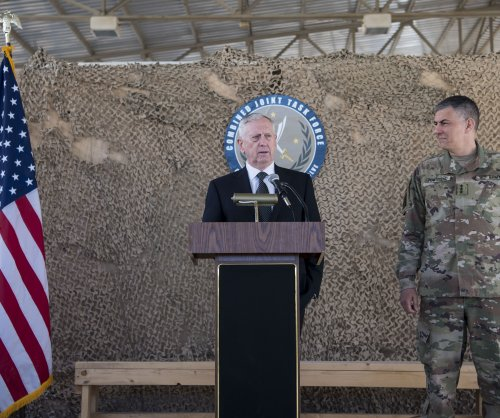 Mattis: Fighting Islamic State shifts to 'annihilation tactics'