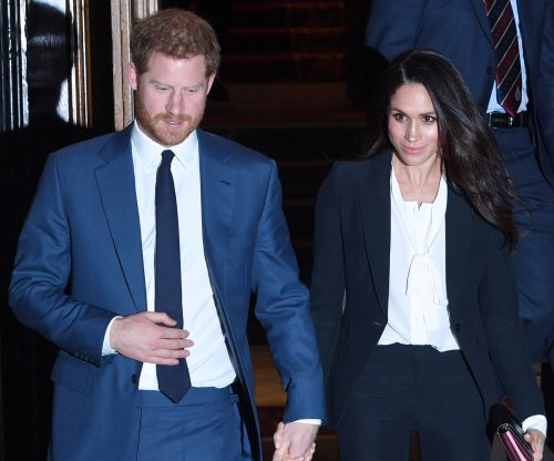 Prince Harry, Meghan Markle attend Endeavor Fund Awards in London