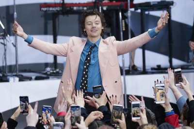 Harry Styles reschedules North American leg of 'Love' tour