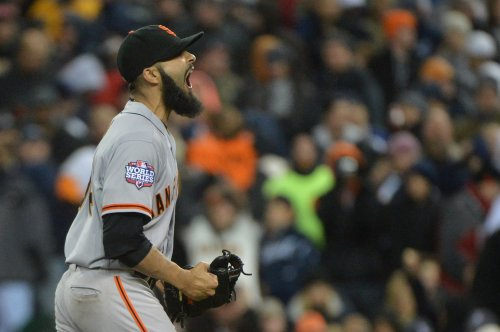 MLB: San Francisco 2, Detroit 0