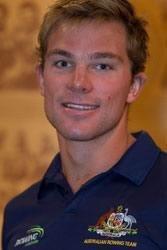 Australian rower arrested in London