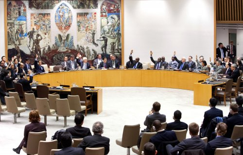 U.N. Security Council unanimously passes counter-terrorism resolution