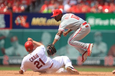 Los Angeles Dodgers complete trade for Rollins