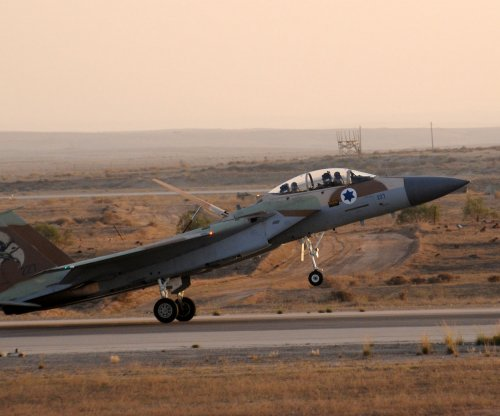 Israeli airstrike kills team of militants laying explosive on northern border