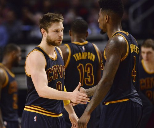 Cleveland Cavaliers' Matthew Dellavedova NBA's 'dirtiest player'