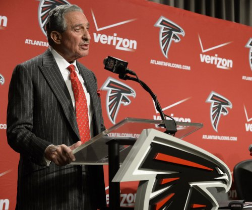 Atlanta Falcons owner Arthur Blank now cancer-free
