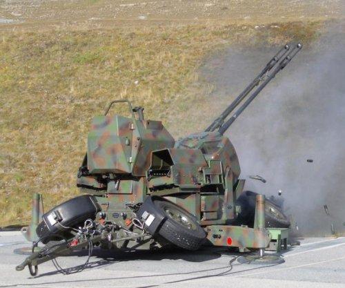 Rheinmetall upgrading Swiss air defense system