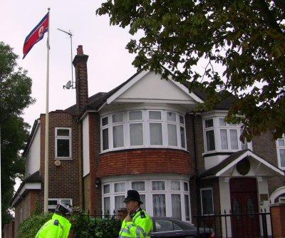 Britain silent on alleged repatriation of North Korea ambassador