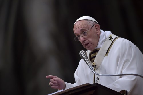 Pope Francis issues warm words for Trump after inauguration