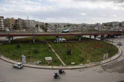 Environmental initiatives bring relief, hope to besieged areas of Syria
