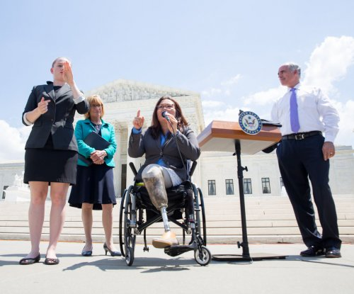 Dems celebrate ADA anniversary with eye on Obamacare repeal efforts